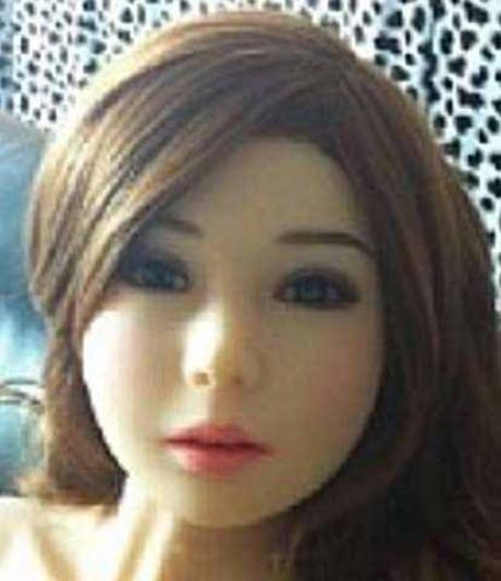 MWM-DOLL Kopf Nr. 28 - Modell Umeko