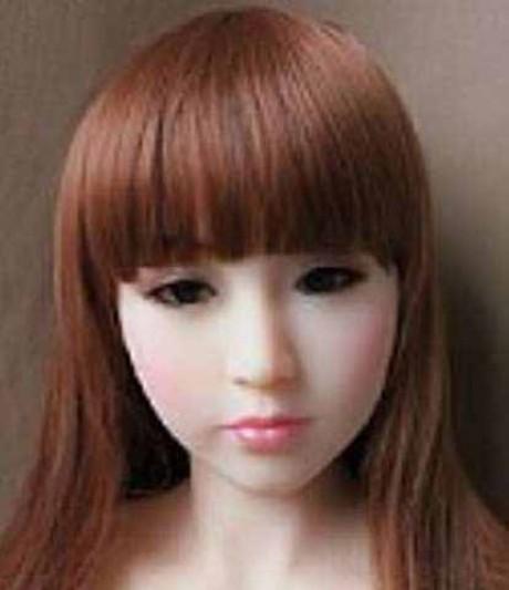MWM-DOLL Head Nr. 31 - Model Izanami