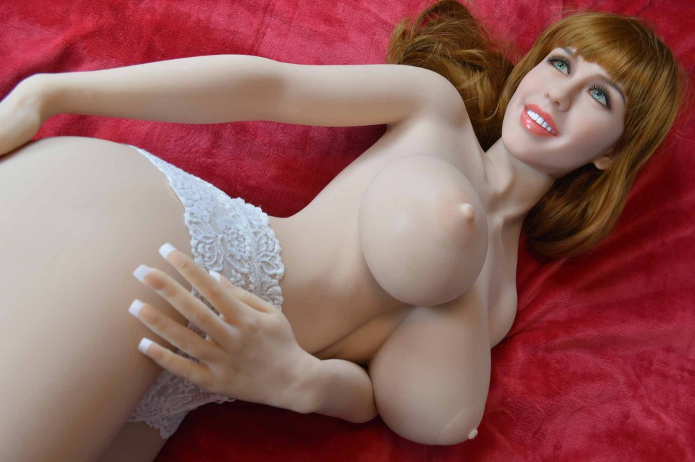 Girls masterbating with dolls — pic 14