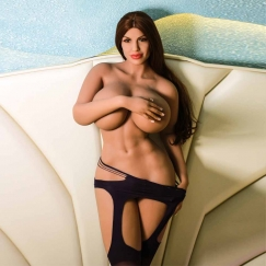 CHICA DOLL JANINE 176 cm L-CUP