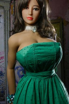 AS-DOLL JANICE 153 CM
