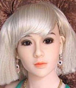 MWM-DOLL Head Nr. 15 - Model Etsuko