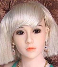 MWM-DOLL Kopf Nr. 15 - Model Etsuko