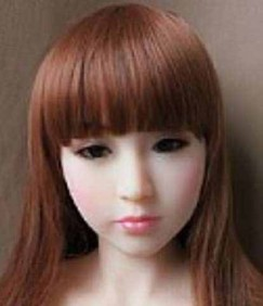 MWM-DOLL Head Nr. 31 - Model Izanami
