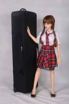 MWM-DOLL 136 CM TPE Model Haruko