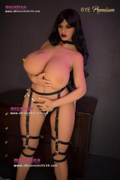 6YE Sexpuppe Rena 161cm - Bild 5
