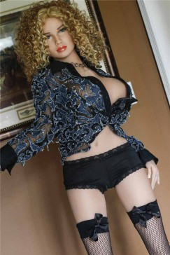 AS-DOLL GRACE 163 CM D-CUP