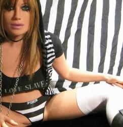 Brigitte II Deluxe Muñeca de sexuales - Image 11