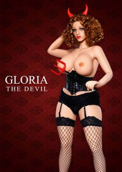 CLIMAX-DOLL 160 CM GLORIA