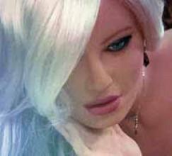 DDC Angela X-Press Bambole del Sesso Model - Image 14
