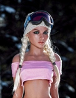 EBL Doll 148cm Carmen