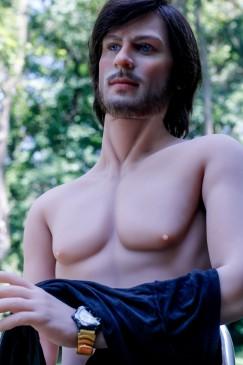 Garry männliche Sexpuppe - Bild 16