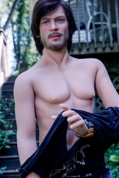 Garry männliche Sexpuppe - Bild 18