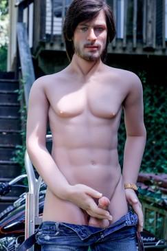 Garry männliche Sexpuppe - Bild 20