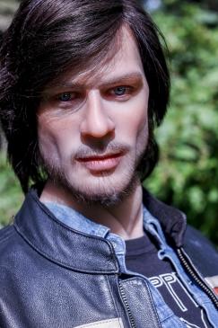 Garry Mannelijke sekspop