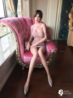 Muñeca de amor de silicona Laura 172cm - Image 12