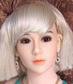 MWM-DOLL Head Nr. 15 - Model Etsuko
