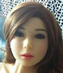 MWM-DOLL Head Nr. 28 - Modell Umeko