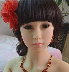 MWM-DOLL Head Nr. 33 - Model Yoshiko