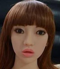 MWM-DOLL Head Nr. 9 - Model Mami