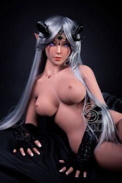 Poupée sexuelle robot Yuna 150cm