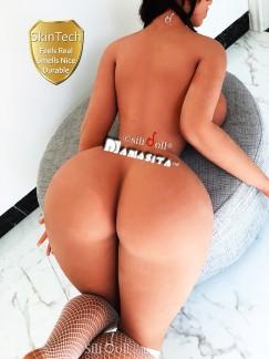 Sili Doll Muñecas del amor Mamasita 157cm