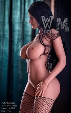 WM Doll Rosemarie 174cm G-Cup - Bild 12
